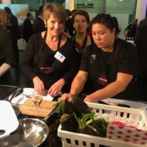 Happening culinaire flyin'chef