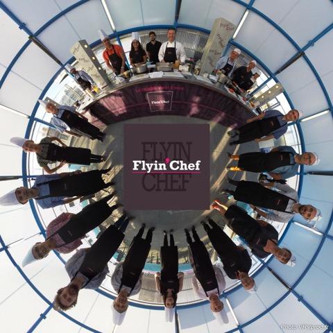 La planète Flyin'Chef
