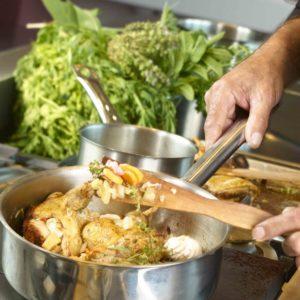 cours de cuisine Flyin'Chef