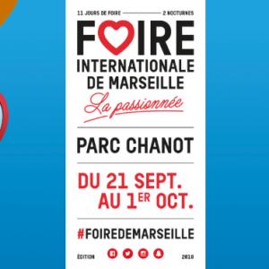 Flyin'Chef s'envole pour la Foire de Marseille 2018